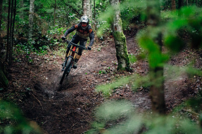 Jessie Mcauley - Blueprint trained mountain bike racer