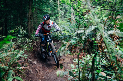 Remi Gauvin - Blueprint trained mountain bike racer